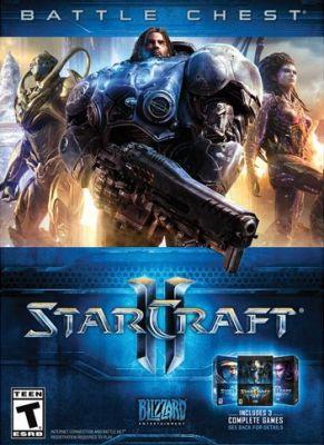 Obal hry Starcraft 2 Battlechest