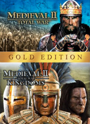 Obal hry Total War: Medieval II Gold Edition