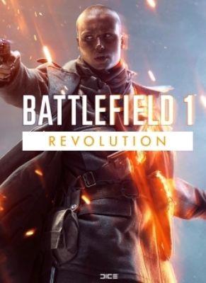 Obal hry Battlefield 1 Revolution Edition
