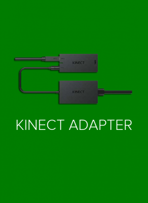 Obal hry Xbox One Kinect Adapter