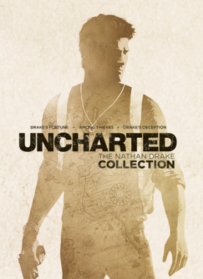 Obal hry Uncharted (The Nathan Drake Collection)