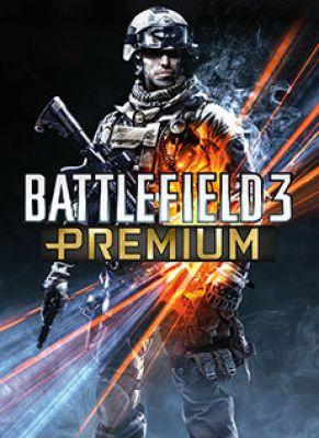 Obal hry Battlefield 3 Premium Service