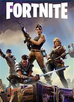 Obal hry Fortnite (Deluxe Edition)