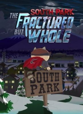 Obal hry South Park: The Fractured but Whole