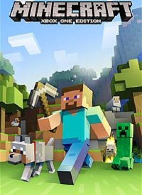 Obal hry Minecraft: Favorites Pack