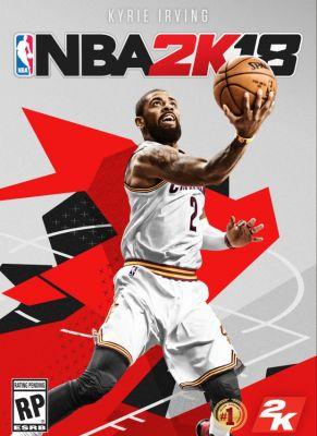 Obal hry NBA 2K18