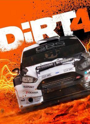 Obal hry Dirt 4