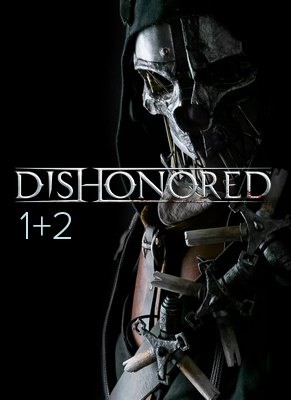 Obal hry Dishonored 1+2
