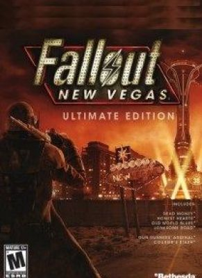 Obal hry Fallout New Vegas Ultimate Edition