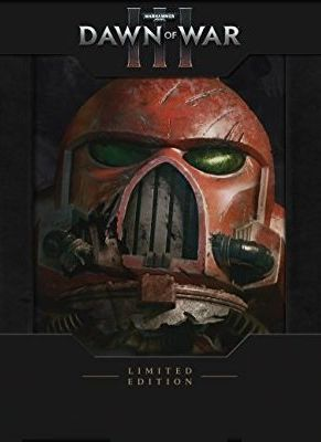 Obal hry Warhammer 40 000 Dawn of War 3 Limited Edition