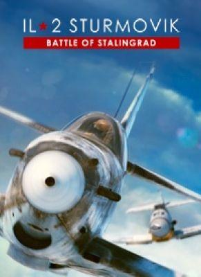 Obal hry IL-2 Sturmovik: Battle of Stalingrad