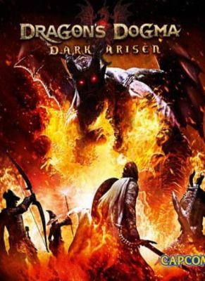 Obal hry Dragons Dogma: Dark Arisen