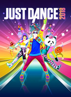 Obal hry Just Dance 2018