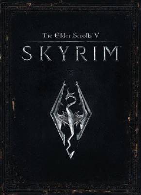 Obal hry The Elder Scrolls 5: Skyrim