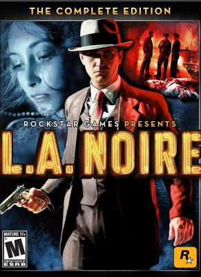 Obal hry  L.A. Noire (The Complete Edition)