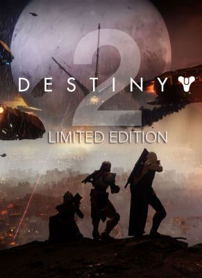 Obal hry Destiny 2 Limited Edition