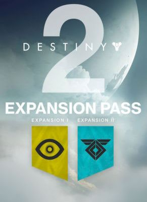 Obal hry Destiny 2 Expansion Pass