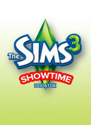 Obal hry The Sims 3 Showtime