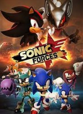 Obal hry Sonic Forces Bonus Edition