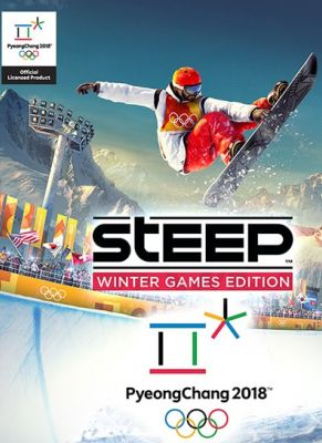 Obal hry Steep (Winter Games Edition)