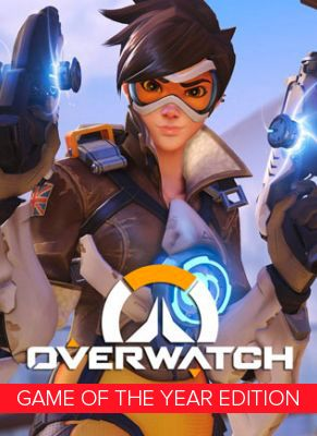 Obal hry Overwatch Game of the Year Edition