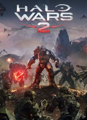 Obal hry Halo Wars 2