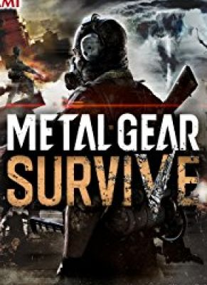 Obal hry Metal Gear Survive