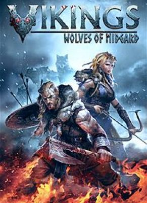 Obal hry Vikings: Wolves of Midgard