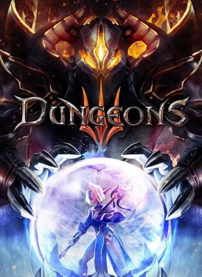 Obal hry Dungeons 3