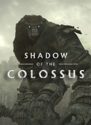 Obal hry Shadow of the Colossus