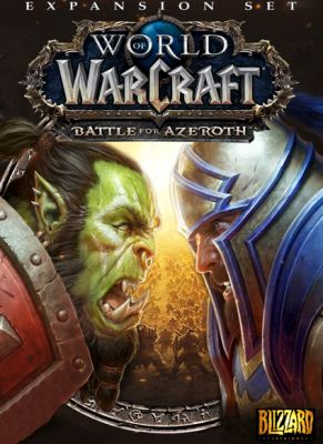 Obal hry World of Warcraft: Battle for Azeroth