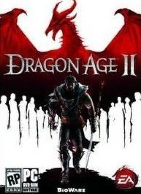 Obal hry Dragon Age 2