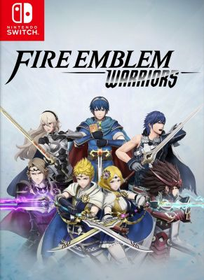 Obal hry Fire Emblem Warriors