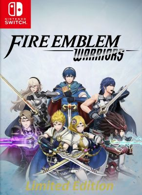 Obal hry Fire Emblem Warriors Limited Edition