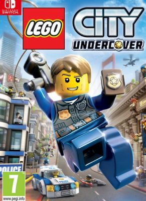 Obal hry LEGO City Undercover