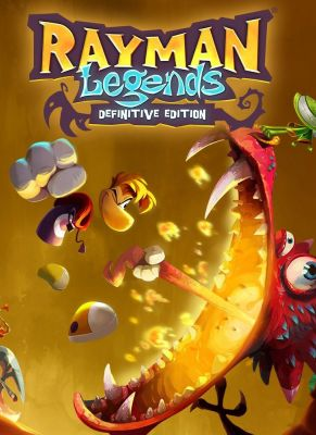 Obal hry Rayman Legends Definitive Edition