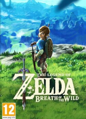 Obal hry The Legend Of Zelda Breath of the Wild