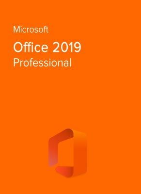 Obal hry MS Office 2019 Professional, ESD 269-16805