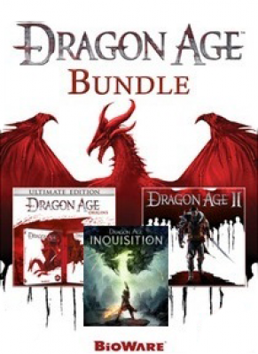 Obal hry Dragon Age Bundle
