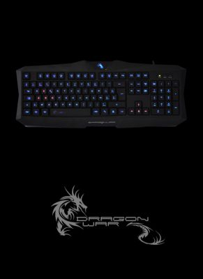 Obal hry Dragon War klávesnica- Silvio