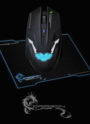 Obal hry Dragon War herná myš Unicorn + podložka