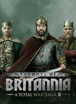 Obal hry Total War Saga: Thrones of Britania Limited