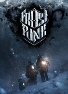 Obal hry Frostpunk