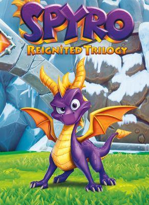 Obal hry Spyro Reignited Trilogy