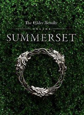 Obal hry The Elder Scrolls Online: Summerset