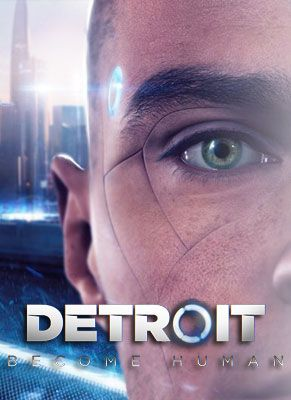 Obal hry Detroit: Become Human