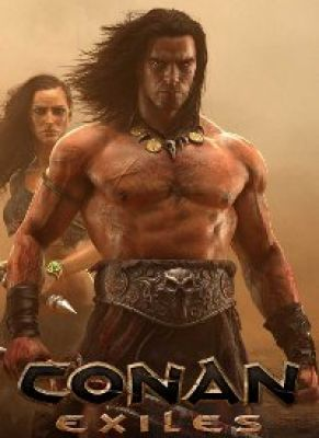 Obal hry Conan Exiles