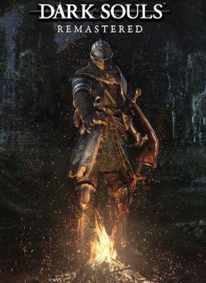 Obal hry Dark Souls (Remastered)