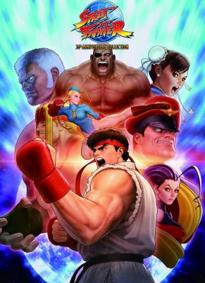 Obal hry Street Fighter (30th Anniversary Collection)