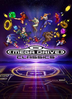 Obal hry Sega MegaDrive Classics